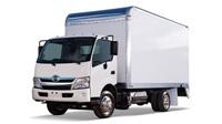 20110309hino - 日野自動車/米国トラックショーで新小型トラック発表