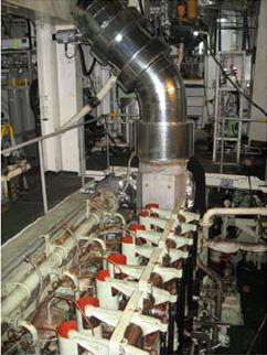20110309ihi - IHI/舶用ディーゼルエンジンに脱硝装置を搭載し、80%のNOx削減実現