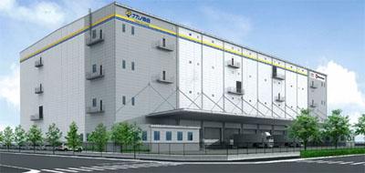 20110420nakano - ナカノ商会/福岡市の箱崎ふ頭第二物流センター来春稼働