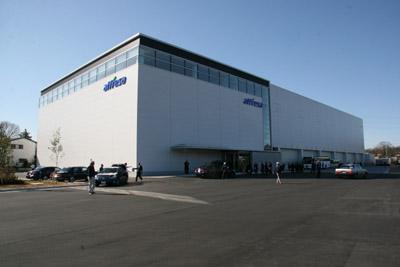 20110511alf - アルフレッサHD/物流業務の効率化とトレーサビリティー実現