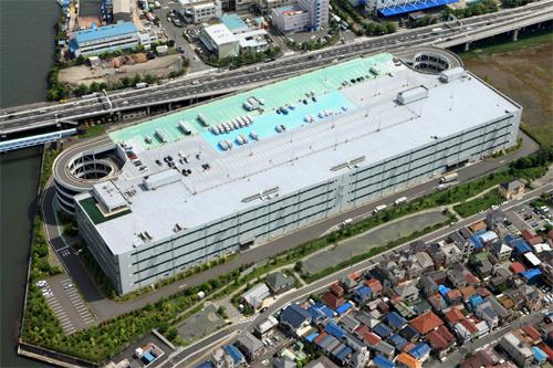 20110624glp - GLプロパティーズ/GLP横浜の賃貸借契約を締結し稼働率100%