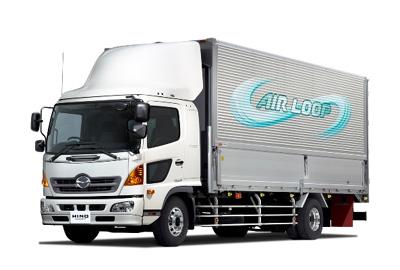 20110628hino - 日野自動車/中型トラック「日野レンジャー」改良