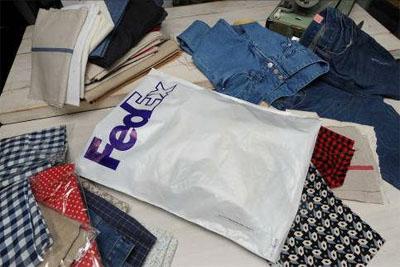20110825fedex - フェデックス/フェデックス・パック(梱包材)XLサイズをアジアで導入
