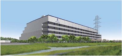 20110929las1 - ラサールインベストメント/柏市に物流施設着工、延床面積12.7万平方米