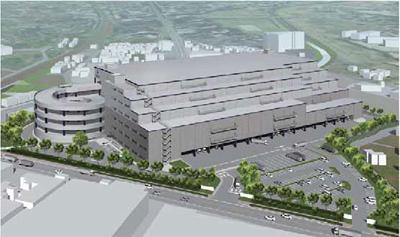 20110929las2 - ラサールインベストメント/柏市に物流施設着工、延床面積12.7万平方米
