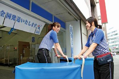 20111026sg1 - SGホールディングス/グループ全従業員の3割を女性に