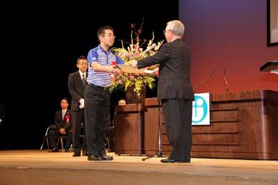 20111031sagawa3 - 佐川急便/電話応対コンクールで受賞