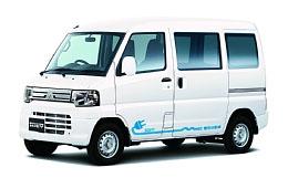 20111124imitsubishi - 三菱自動車/電気自動車の軽トラック新発売、一回充電150km