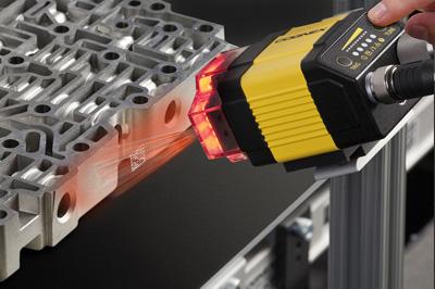 20120117cognex - コグネックス/読み取り率を飛躍的に進歩させた工業用バーコードリーダ発表