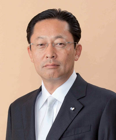 20120123sagawakondou - 佐川急便/辻尾敏明取締役が社長に