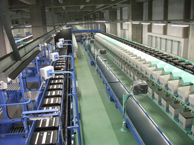 auto sorting system 1F