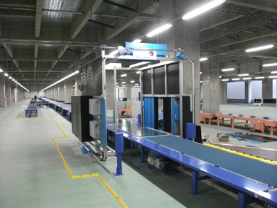 auto sorting system 2F